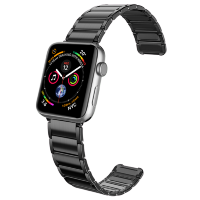 Браслет X-Doria Classic для Apple Watch 42/44 мм Чёрный