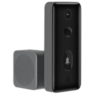 Умный дверной звонок Xiaomi AI Face Identification DoorBell 2 Black